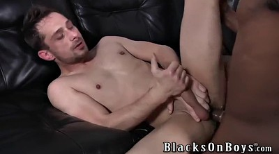 Stranger, Mason, Gay interracial