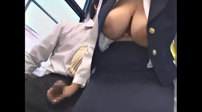 Bus, Groped, Groping, Grope, Mature public, Groped bus