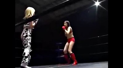 Cosplay, Japanese lesbian, Wrestling, Cat, Fighting