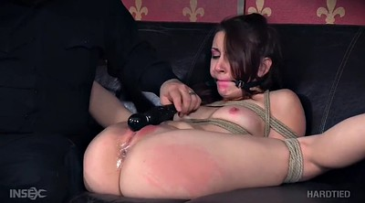 Tied up, Gagging