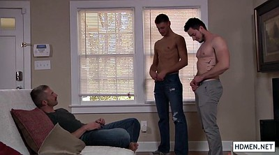 Group, Gay daddy, Young sex