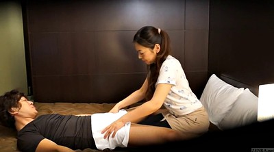 Japanese, Japanese massage, Hotel, Japanese office, Wrong, Subtitles