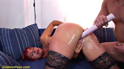 Anal mom, Mom lesson, Extreme deep