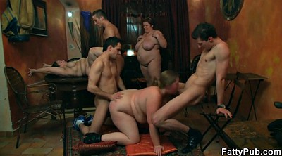 Bbw gangbang, Bbw group
