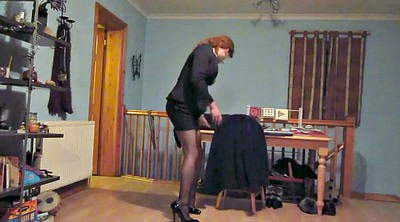 Skirt, Nylon fetish, Suit, Mini skirt