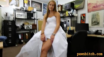 Small, Tits, Wedding, Pawn, Bride