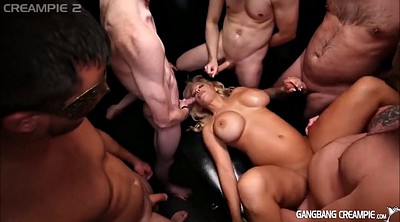 Creampie gangbang, Dirty