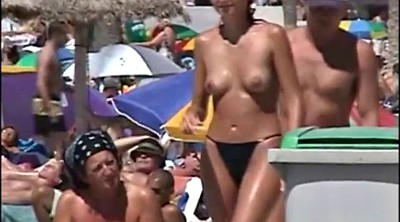 Beach, Puffy, Puffy nipples