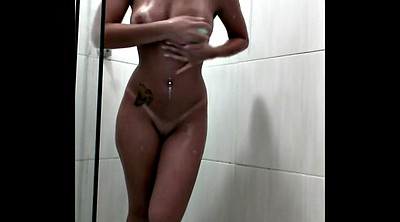 Hidden, Nipples, Hidden shower, Nipple