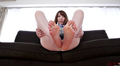 Japanese foot, Asian feet