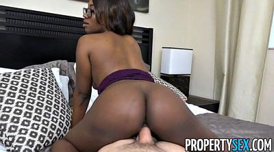 Interracial, Agent, Real estate, Real estate agent, Propertysex, Estate