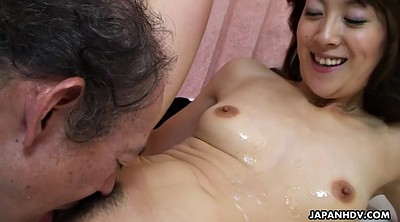 Japanese old, Old, Young, Japanese mature, Old japanese, Face fuck