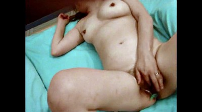 Japanese mature, Masturbating