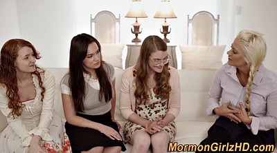 Mormon, Teen hairy, Mormons