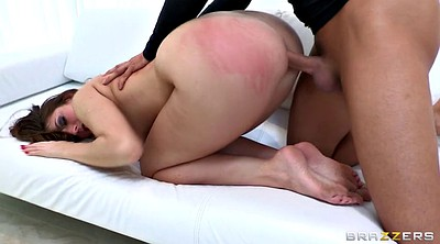 Paige turnah, Paige, First anal, Doggy style anal