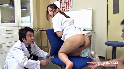 Abuse, Hairy petite, With nurse
