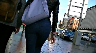 Candid, Tight jeans, Peach