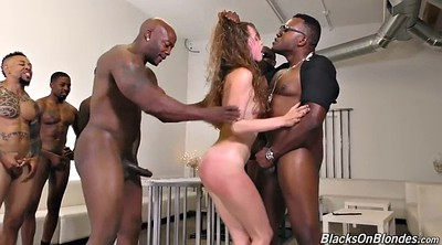 Group bdsm, Black gangbang, Zoey, Interracial group, Sex slave, Running