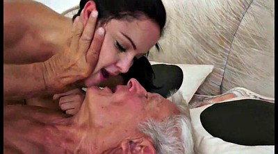 Old young, Mature kiss, Four