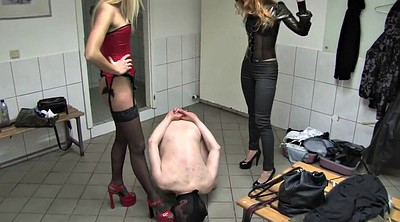 Punish, Shoe femdom, Punished