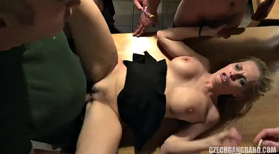 Czech gangbang, Part