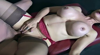 Horny, Red milf