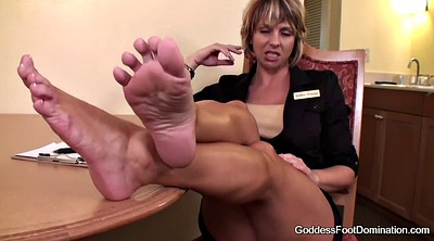 Hotel, Foot job, Interview, Milf hotel, Job interview, Foot job