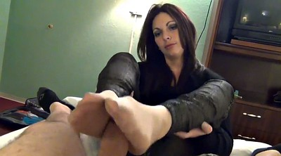 Footjob, Nylon feet, Nylon footjob, Nylon foot