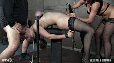 Mistress t, Abused