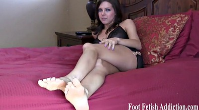 Foot, Caught, Foot worship