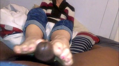 Footjob, Milf foot, Mature feet, Mature footjob