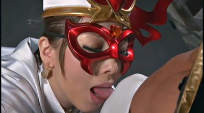 Mask, Heroine, Asian mature