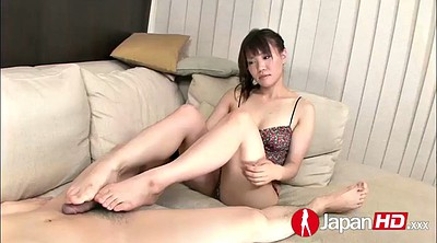 Japanese feet, Hand, Chinese feet, Nut, Make up, Chinese handjob