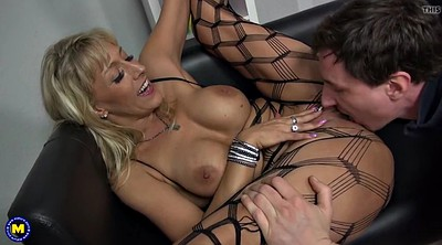 Mom and son, Sons, Mom fuck son, Old and young, Mom cum, Son fuck mom