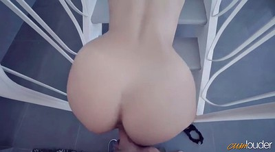 Cute, Seducing, Mexican pov