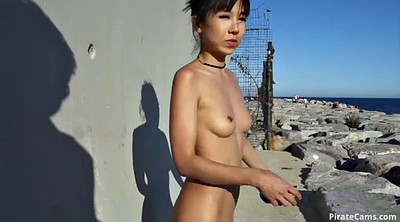 Walking, Walk, Public peeing, Beach masturbation