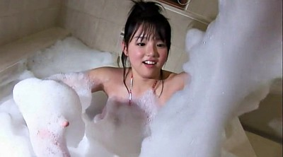 Japanese teen, Japanese shower