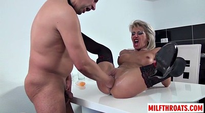 Milf fisting, Amateurs