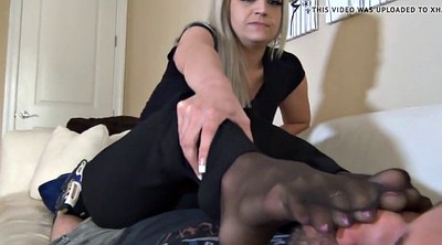 Nylon, Foot fetish, Nylon feet, Pantyhose feet, Footing, Sniff