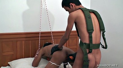 Boy, Asian big, Asian bondage