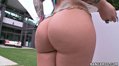 Christy mack, Oiled, Christie