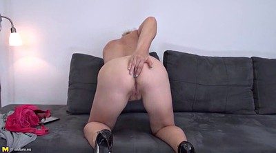 Grannies, Mom ass, Mature mom, Mom pussy, Granny finger, Ass hole