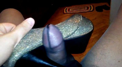 Bdsm, Bdsm gay, Nylon handjob, Black nylon