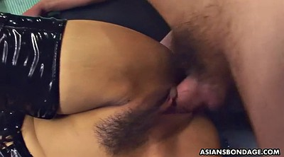 Japanese bdsm, Shaking, Missionary creampie, Japanese face sitting, Asian ass, Hairy ass