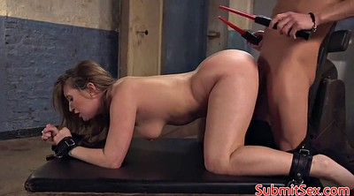 Electro, Bdsm anal, Submissive