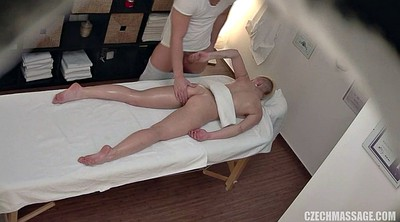 Massage table, Massage hidden