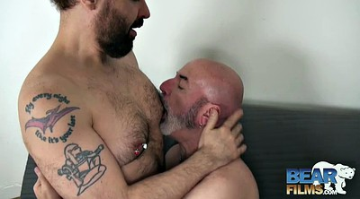 Old and young, Old daddy, Hairy licking, Hairy bbw