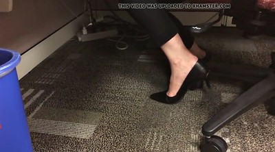 Candid, Shoeplay, Candid feet