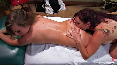 Massage, Smoking, Anal big dildo