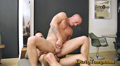 Gay massage, Ass massage